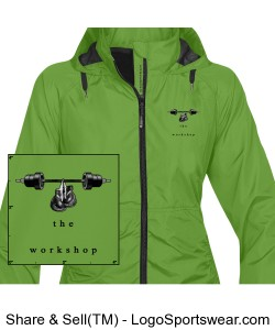 Stormtech Womens Tritium Shell Jacket Design Zoom